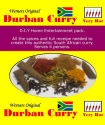 Werners Original Durban Curry Very Hot